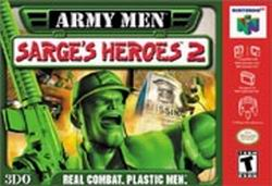 Army Men - Sarge's Heroes 2 (USA) Box Scan